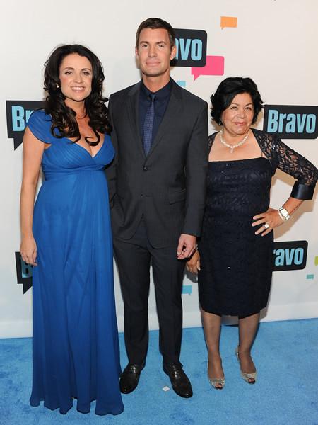 Jenni Pulos, Jeff Lewis, Zoila Chavez