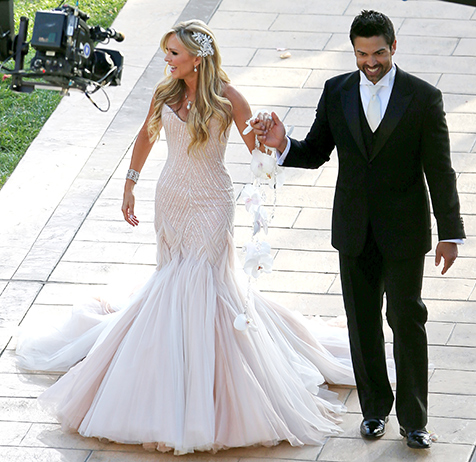 tamra and eddie wedding 9