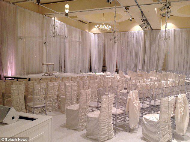 nene white wedding