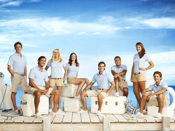 Below Deck - Season 1