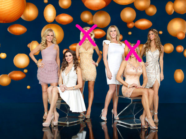 rhocAlexisandGretchenfired RHOC Season 9: Gretchen & Alexis Fired