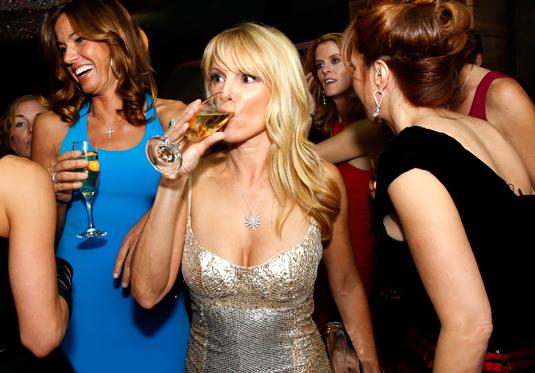 ramona drinking