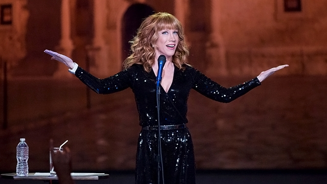 kathy griffin record breaker