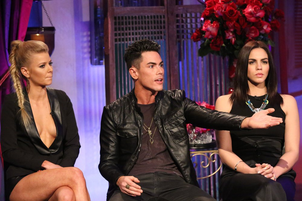 tom and ariana dating reunion Vanderpump rules is back because ariana and tom sandoval are after the the season 4 reunion, co-star tom sandoval accused some of his female co-stars of.