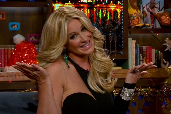 kim zolciak announce dont be tardy season 3 on wwhl