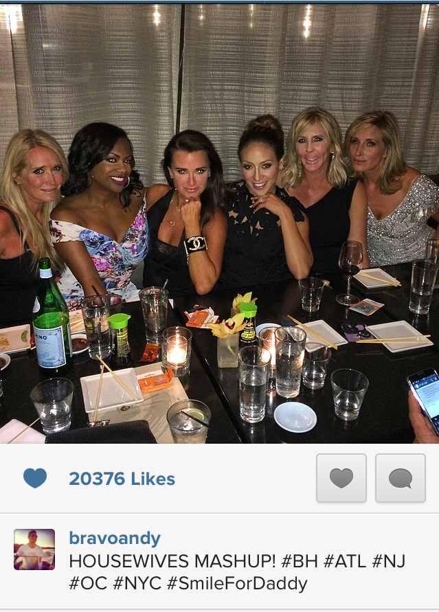 bravo upfronts 2014 housewives mashup