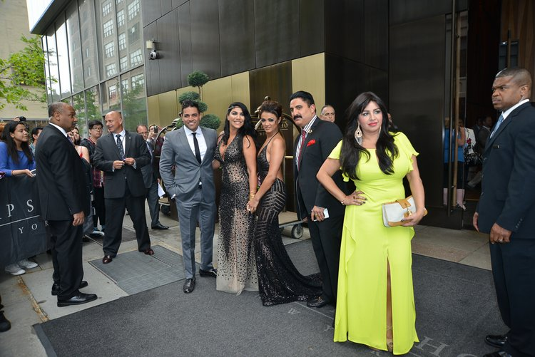 Bravo Channel cast members leaving for the NBC upfronts
