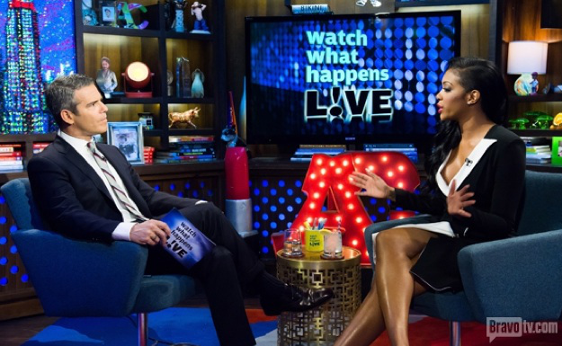 porsha on wwhl one-on-one