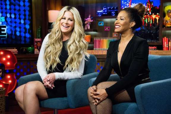 shree whitfield wwhl return to rhoa