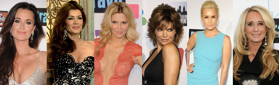 RHOBH Season 5 Updates Including NEW HOUSEWIFE Lisa Rinna!