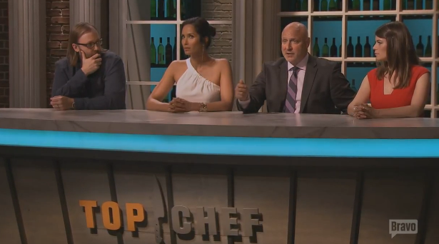 top chef season 12  boston judges table