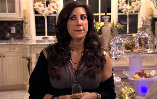 jacqueline laurita return to rhonj confused