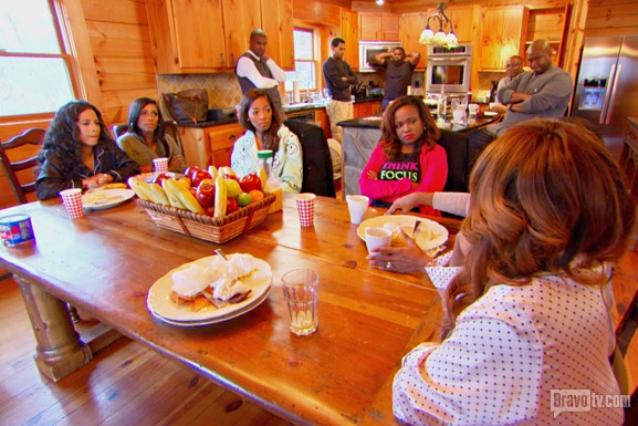 married to medicine s2 cabin
