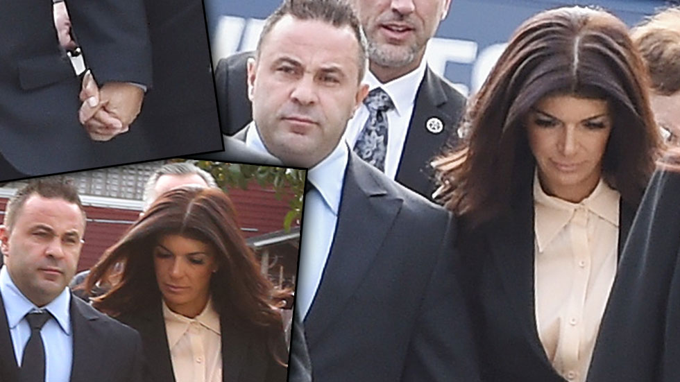 teresa and joe giudice sentenced