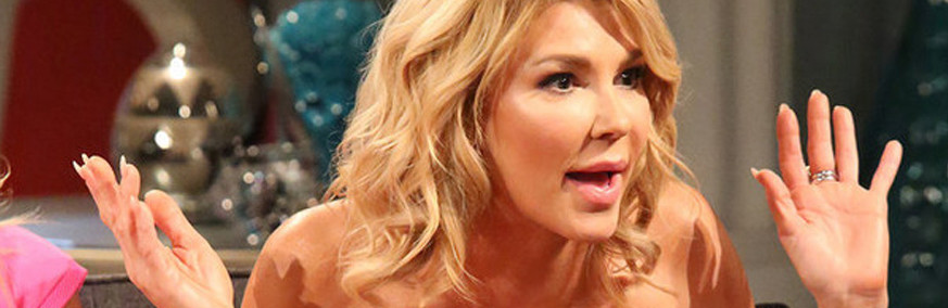 Brandi Glanville Says Bye Bye to RHOBH