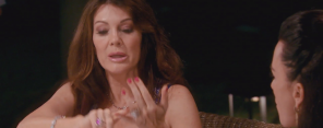 lisa vanderpump talking to kyle richads