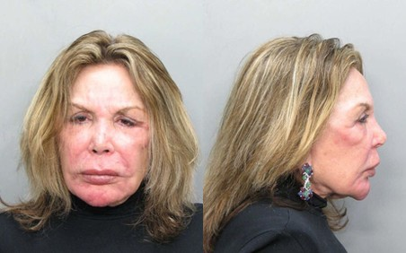 mama elsa patton mugshot