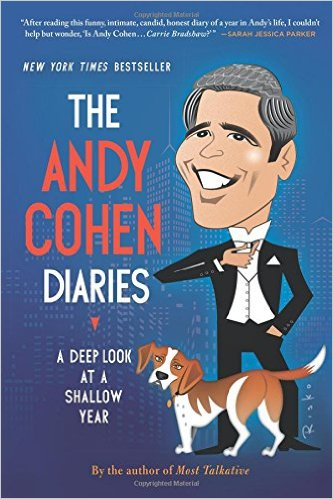 the andy cohen diaries on amazon