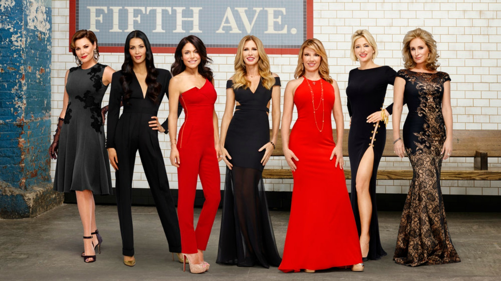 The Real Housewives Of New York City Seasons & Release Dates