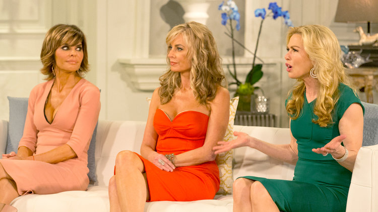 The Real Housewives of Beverly Hills Season 6 Reunion