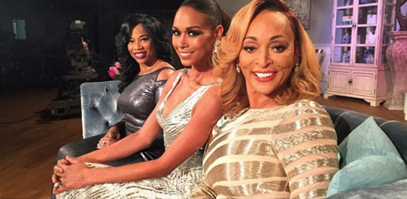 The Real Housewives of Potomac Season 1 reunion show