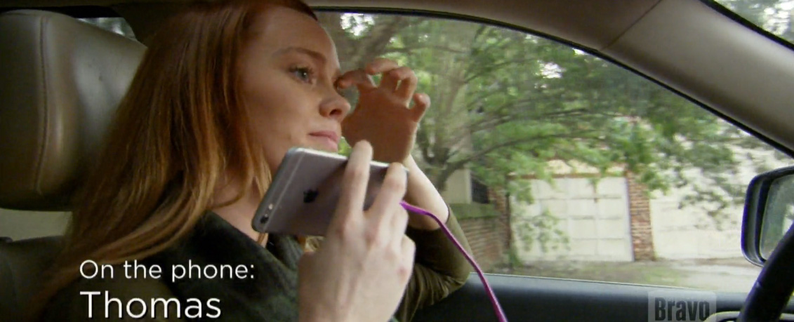 kathryn-dennis-on-the-phone-with-thomas-ravenel