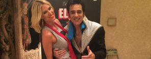 Kristen-Taekman-in-vegas-with-elvis