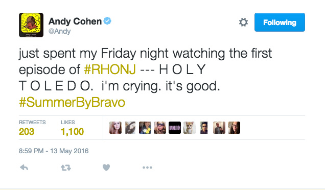 andy-cohen-real-housewives-of-new-jersey-season-7-tweet