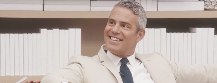 Andy Cohen: My All-Star Housewife Cast Would Feature…