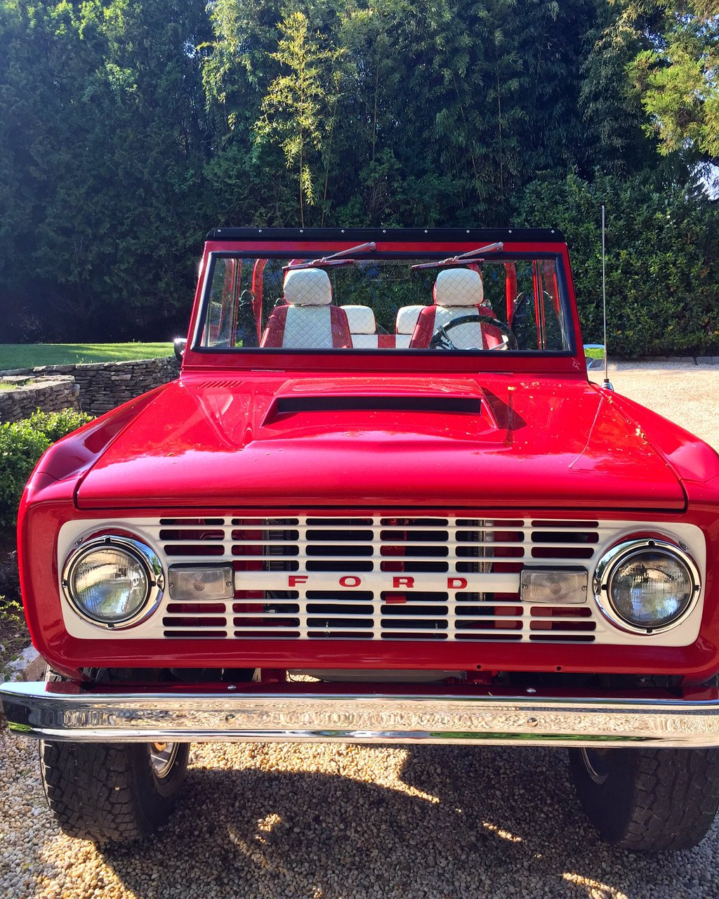 bethenny frankel ford bronco