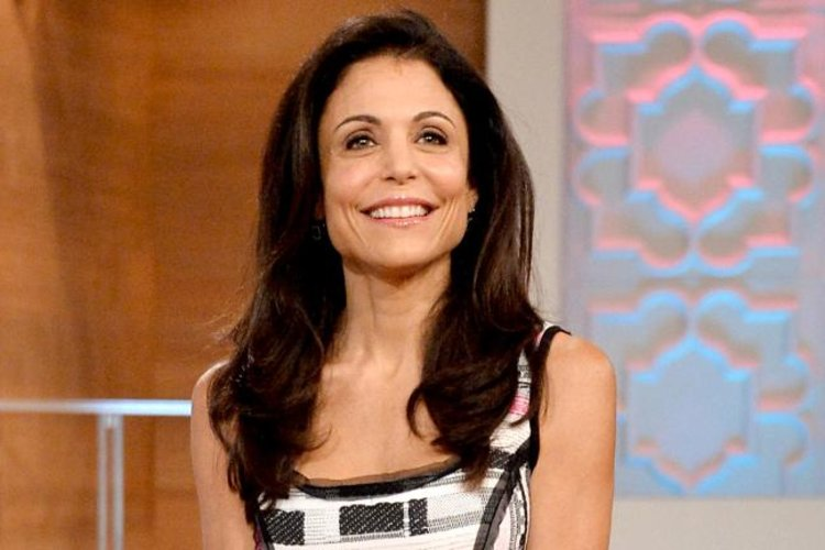 bethenny frankel old picture