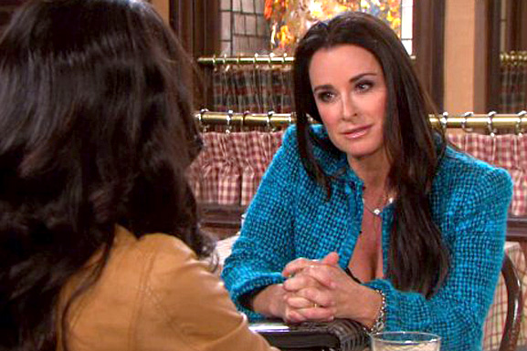 days of our lives kyle richards