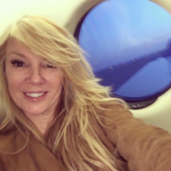 ramona-singer-plane-flight