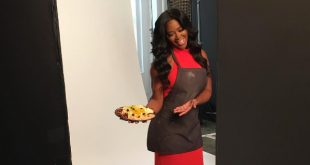 Kenya-Moore-food-network-show