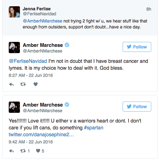 amber-marchese-battling-lyme-disease
