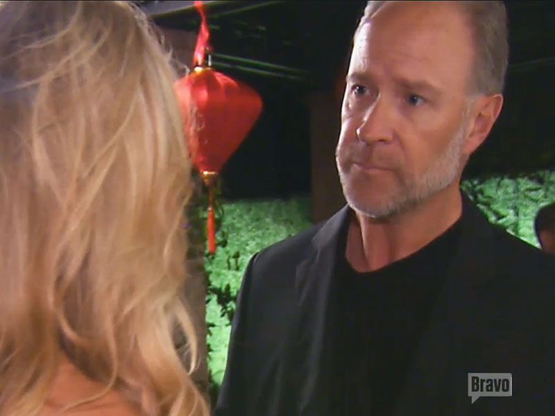 brooks ayers on rhoc