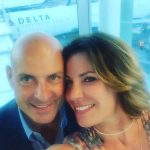 Luann De Lesseps vacations to eurpoe