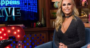 WATCH WHAT HAPPENS LIVE -- Episode 13111 -- Pictured: Tamra Judge -- (Photo by: Charles Sykes/Bravo)