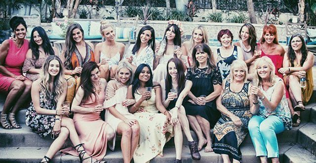 katie maloney has a bridal shower with her vanderpump rules co stars
