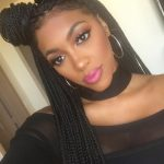 porsha williams pigtails
