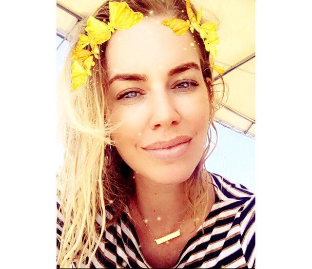 Caroline Stanbury snapchat picture