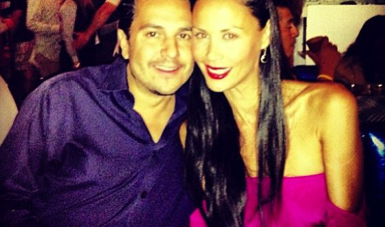 Jules Wainstein and Michael Wainstein pictured together