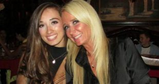 kim richards and her daughter