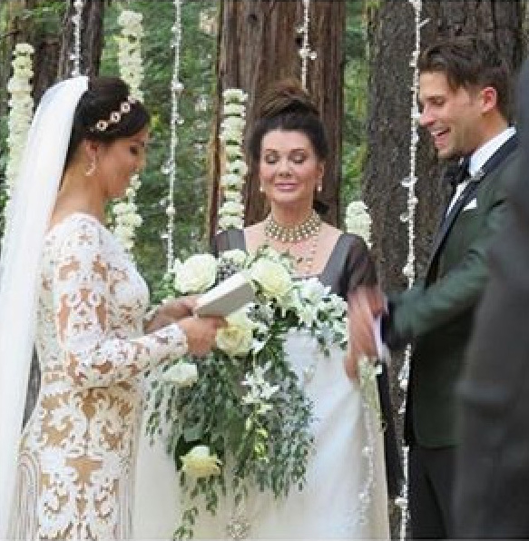 lisa vanderpump marrying tom schwartz and katie maloney