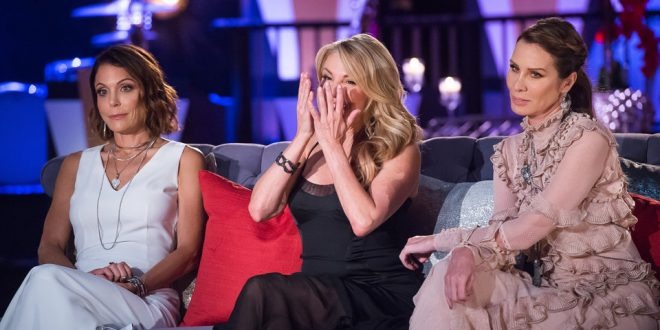 The Real Housewives of New York Season 8 Reunion Part 1 Recap