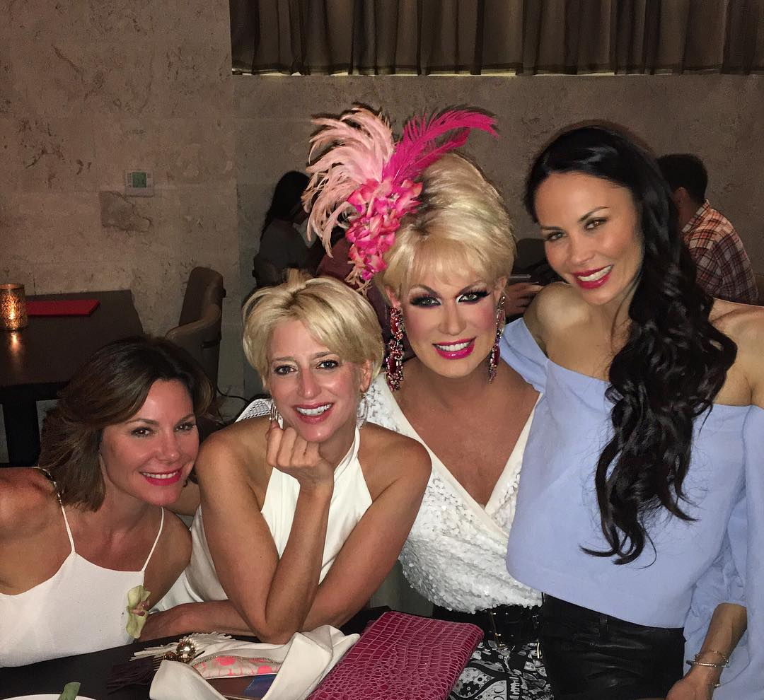 rhony girls night out
