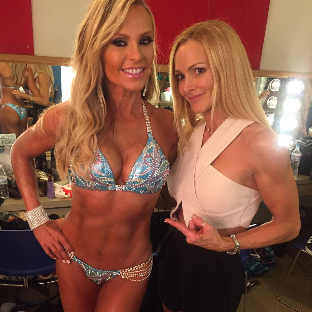 tamra judge belly button