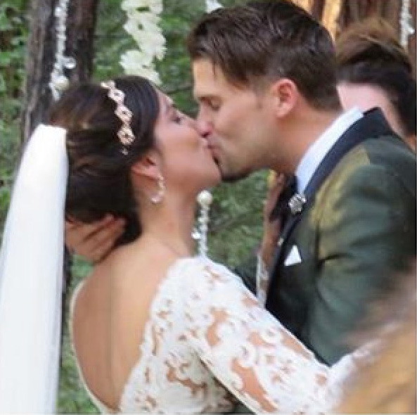tom schwartz and katie maloney wedding ceremony