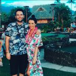 scheana and mike in hawaii