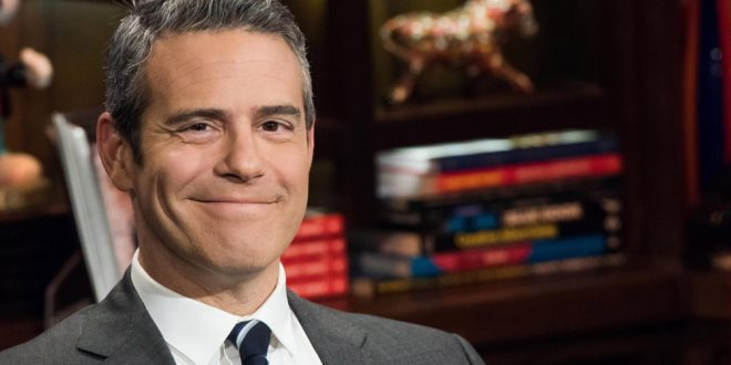 Andy Cohen Reveals He Was High While Being Filmed